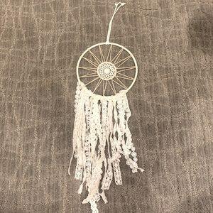 Lace dream catcher🤍